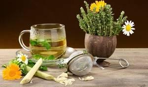 чай из лекарственных препаратов