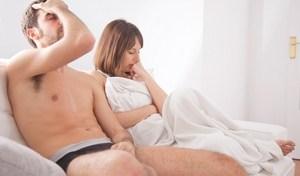 страх перед половым актом