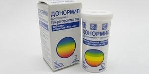 снотворный препарат