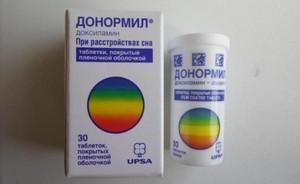 препарат для борьбы с бессонницей