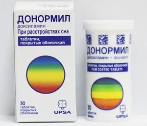 препарат от инсомнии