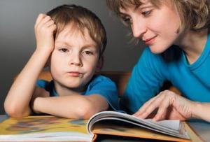 трудности обучения чтению