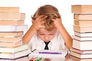 книги и школьник