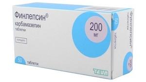 противосудорожный препарат
