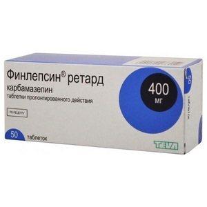 препарат от невралгии тройничного нерва