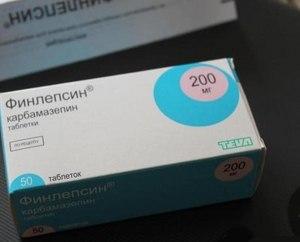 таблетки от невралгии