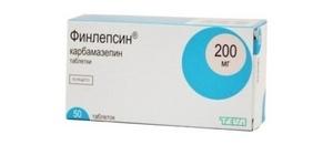 препарат из группы противоэпилептических средств