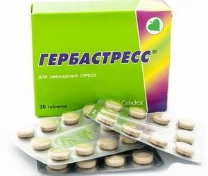 таблетки для уменьшения стресса