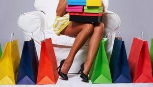 сумки с покупками