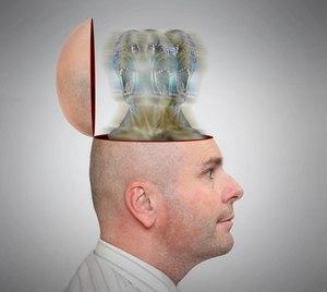 бредовые идеи в голове
