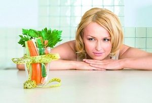 овощи в стакане
